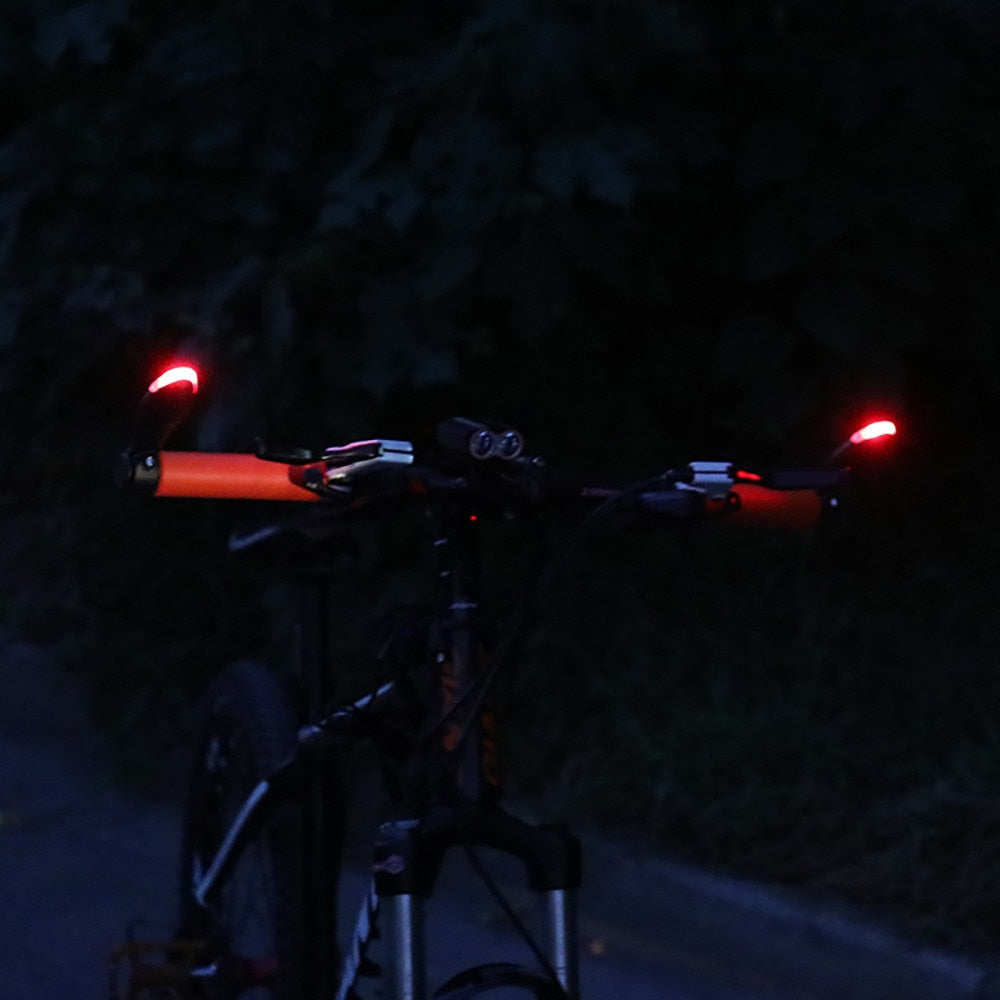 Bicycle Side Warning Lights for Road Bikes, Hybrid and Mountain Bikes