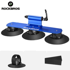 RockBros Suction Cup Bike Carrier. Bike Rack suction cup. Bike rack for small car.