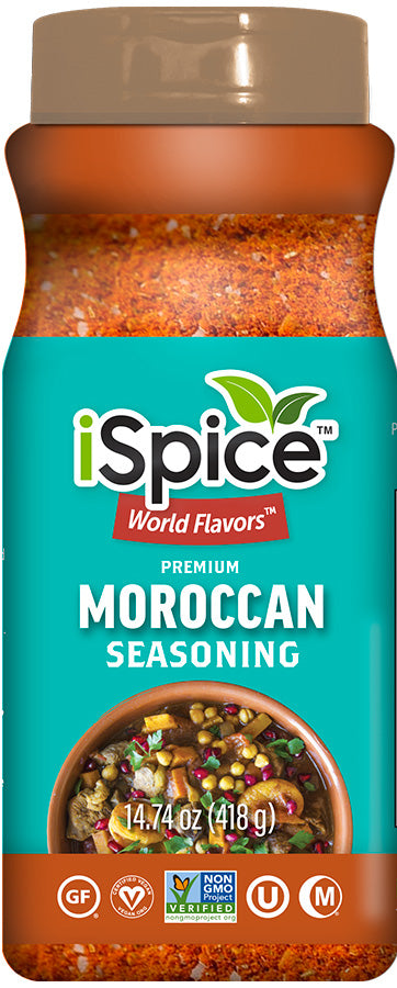 World Flavors™ Moroccan Seasoning