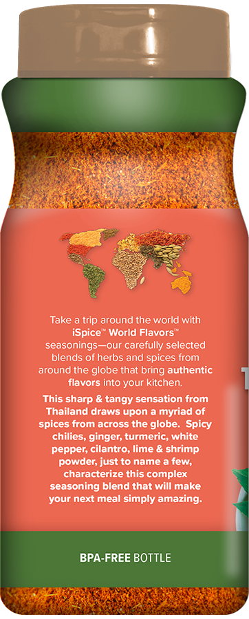 World Flavors™ Thai Red Curry Seasoning