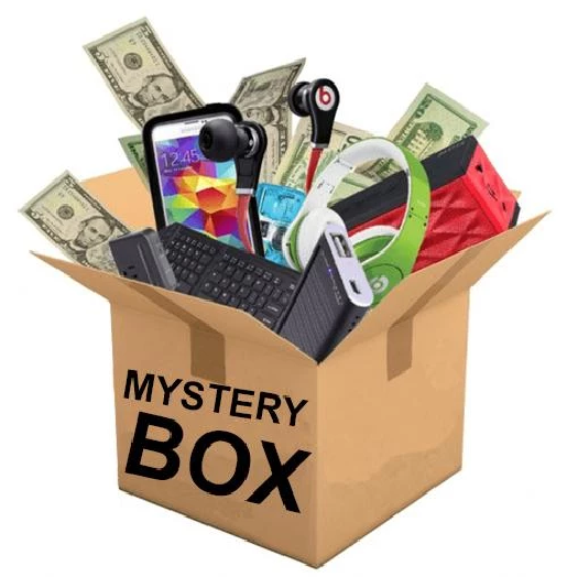 Mystery Box Gadgets