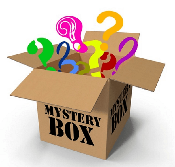 Mystery Box Home Accessories
