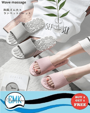 Japan Fashion Massage Slippers