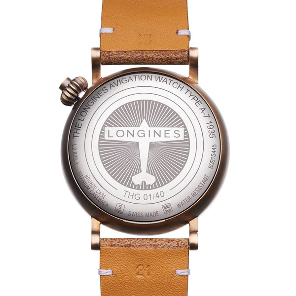 The Longines Avigation Watch Type A-7 1935 – The Hour Glass Limited Edition