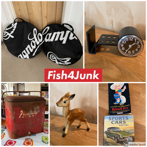 Treasure Hunting in North Dorset  - FISH4JUNK
