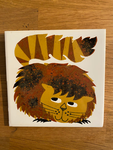 Kenneth Townsend - Cat Tile