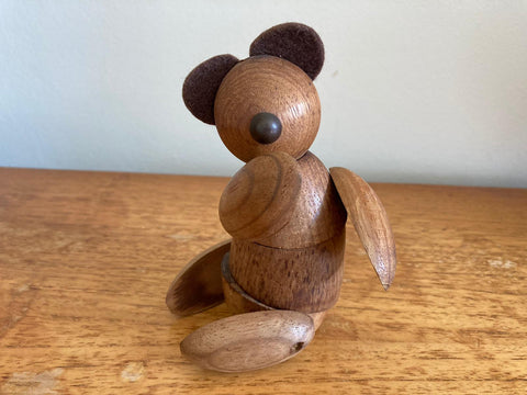 Danish wooden Bear