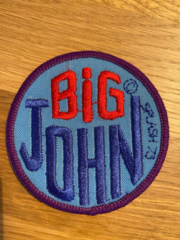 Big John Sew On Patch