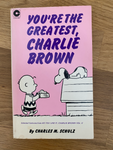 You're the Greatest , Charlie Brown  book