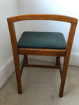 Small Childs / Dressing Table  Mid Century Chair 50s / 60s