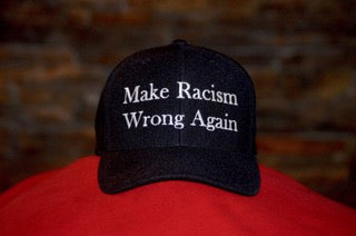 Make Racism Wrong Again Adjustable