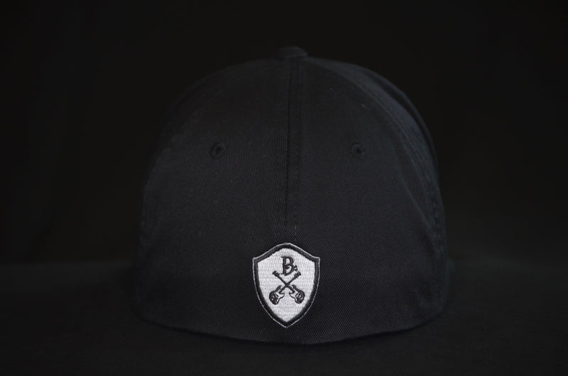 products/White_on_Black_Fitted_Back.jpg