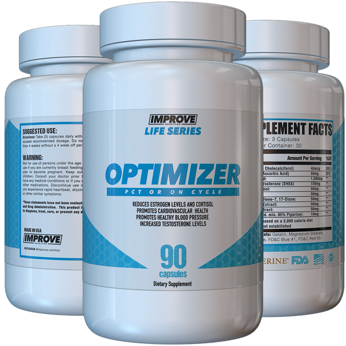 OPTIMIZER - IMPROVE