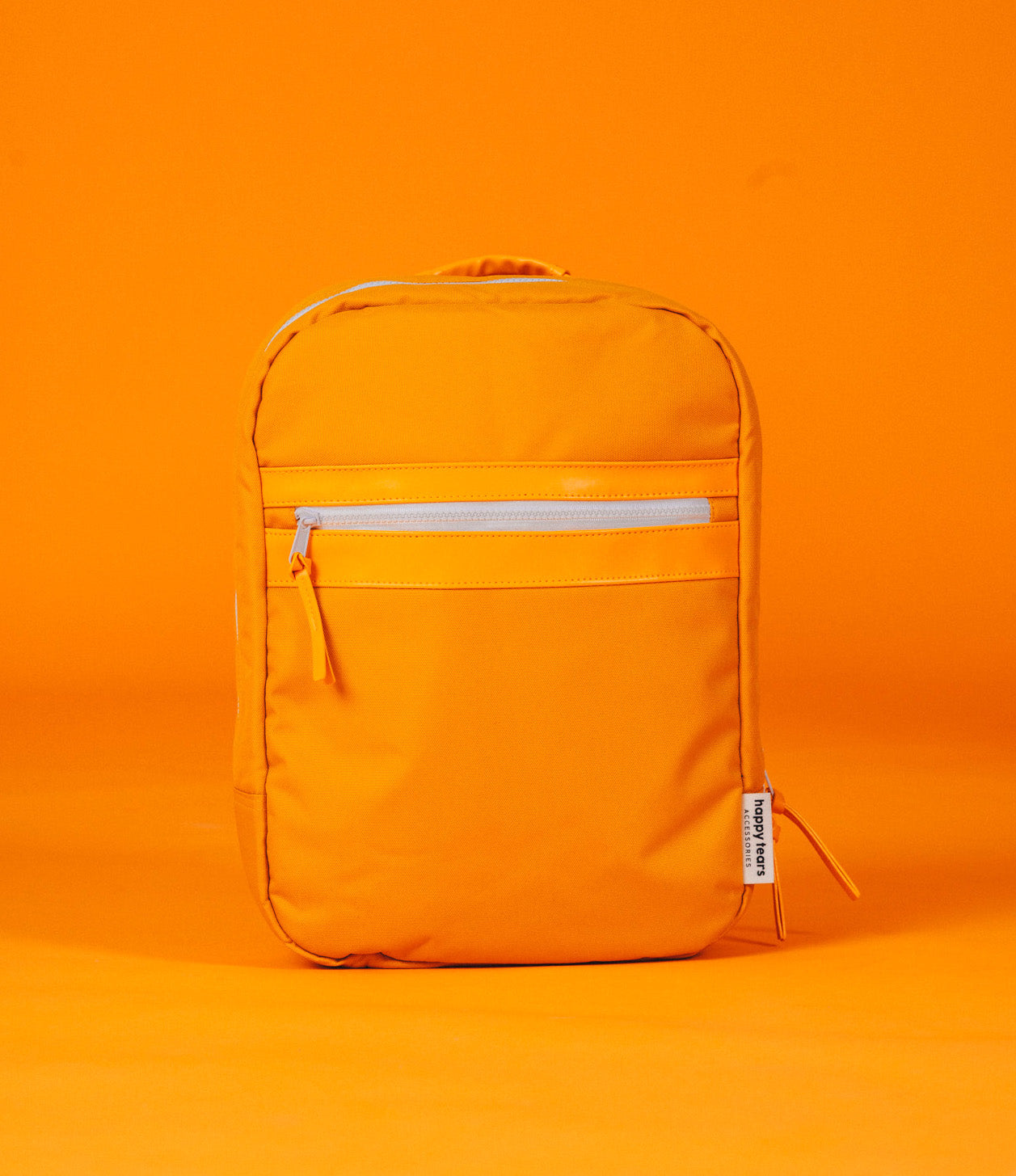 joy yellow daypack