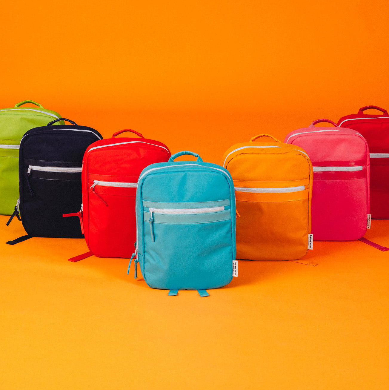 hello happy! daypack : pride pink
