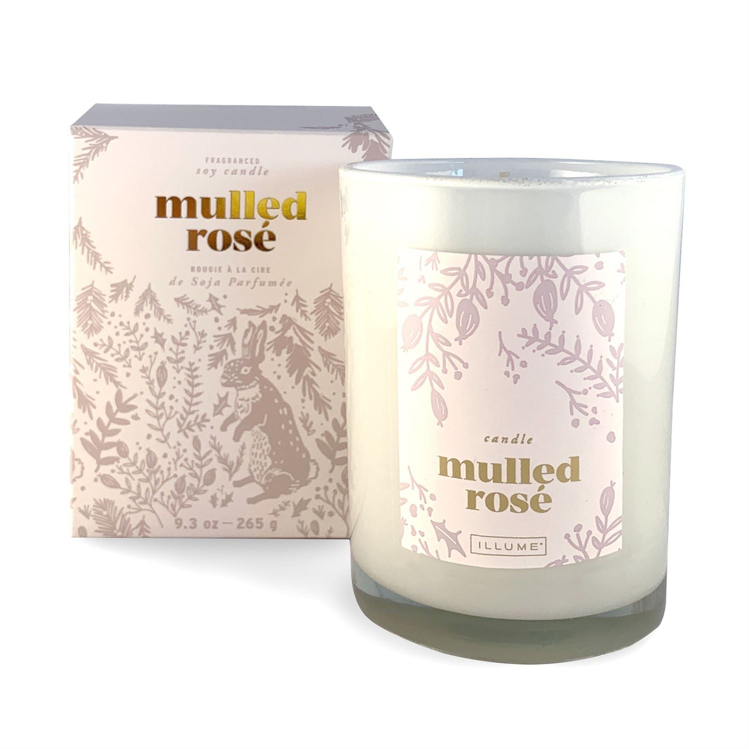Mulled Rosé Candle 9.3 oz