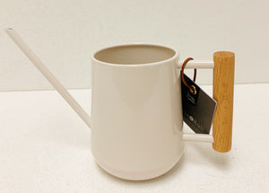 Modern Watering Can - Stone White