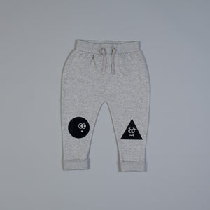 Animated Face Patches Jogger