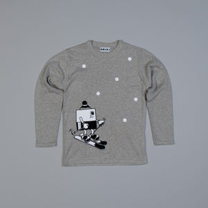 Simon on the Slopes Long Sleeved T-shirt