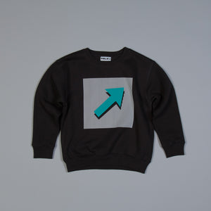 3D Arrow Sweater