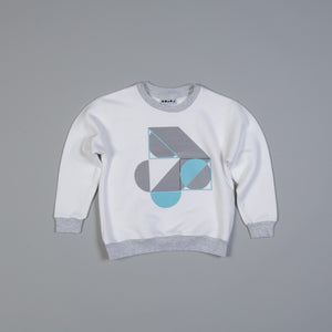 Block Illusions Sweater