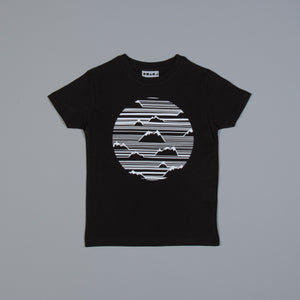 Mountain Illusion T-shirt