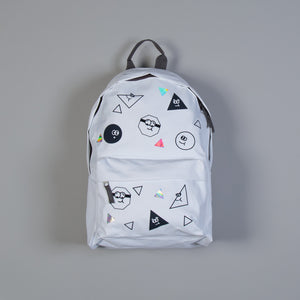 Colour Me In Animated Faces Rucksack