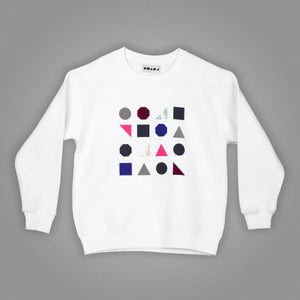 Branded Shapes Sweater