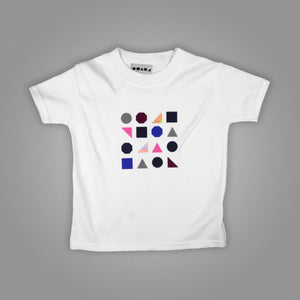 Branded Shapes Kids T-Shirt