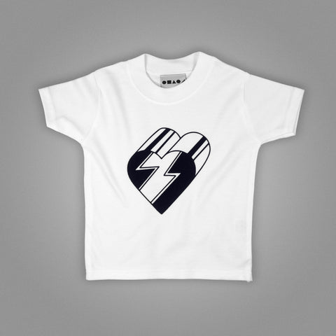Lightening Heart Baby T-Shirt