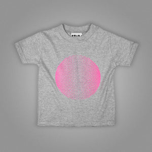 Circle Dot Illusion T-Shirt