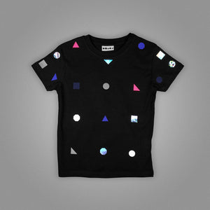 Polka Shape Kids T-Shirt