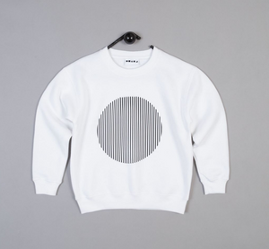 Circle Illusion Sweater