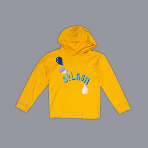 Splash Cotton Hoody