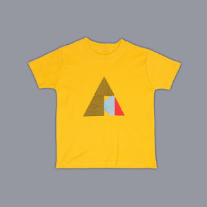 Triangle Illusion T-shirt