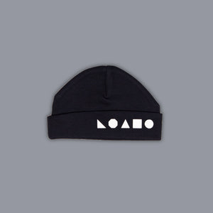 Logo Shapes Hat Black
