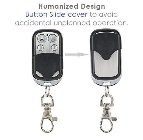 Wireless Remote Control Duplicator Heartythingsss