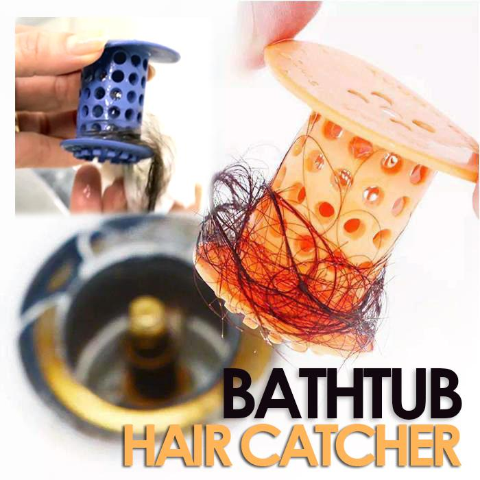 Bathtub Hair Catcher