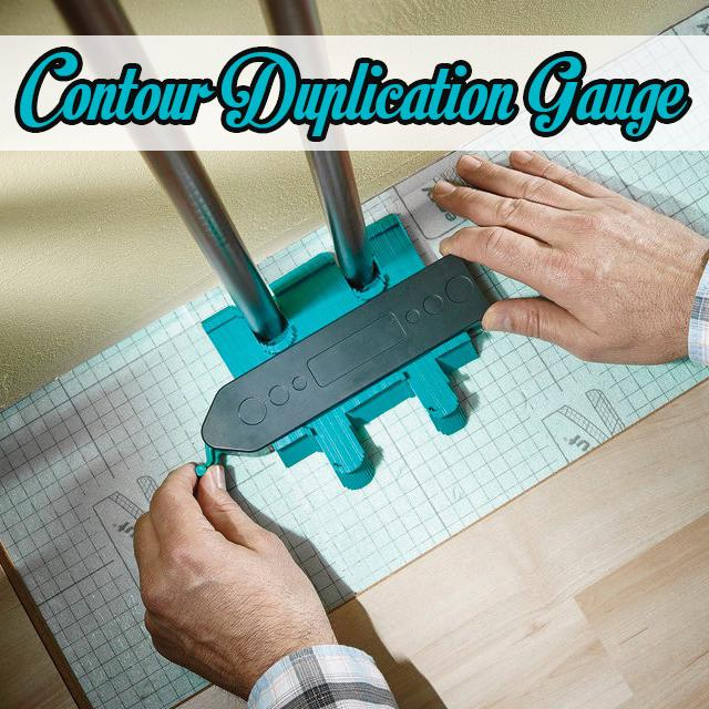 Contour Duplication Gauge