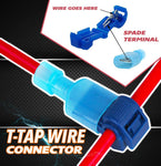 T-Tap Wire Connectors Kit