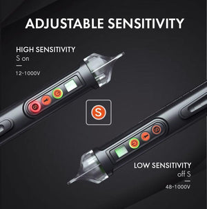 Voltage Sensitivity Pen