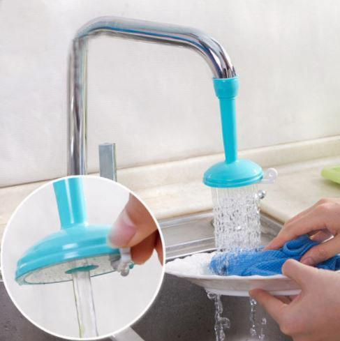 Adjustable Faucet Sprayer - merrygohome