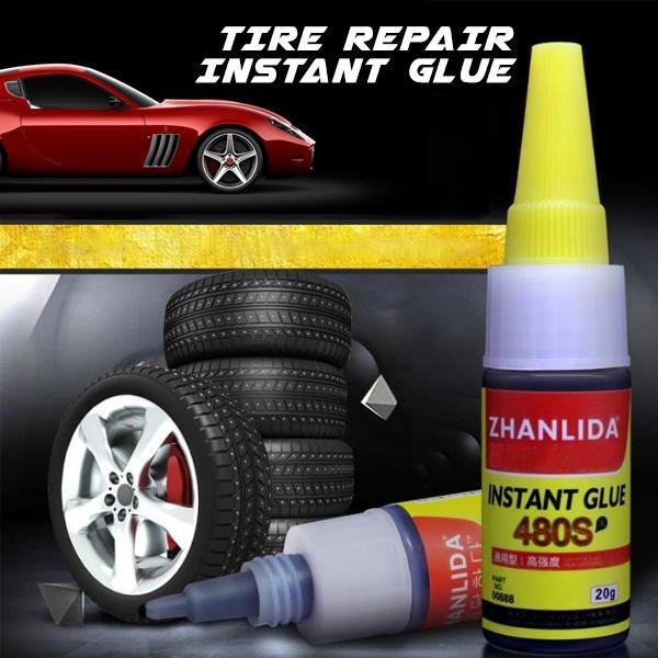Tire Repair Instant Glue
