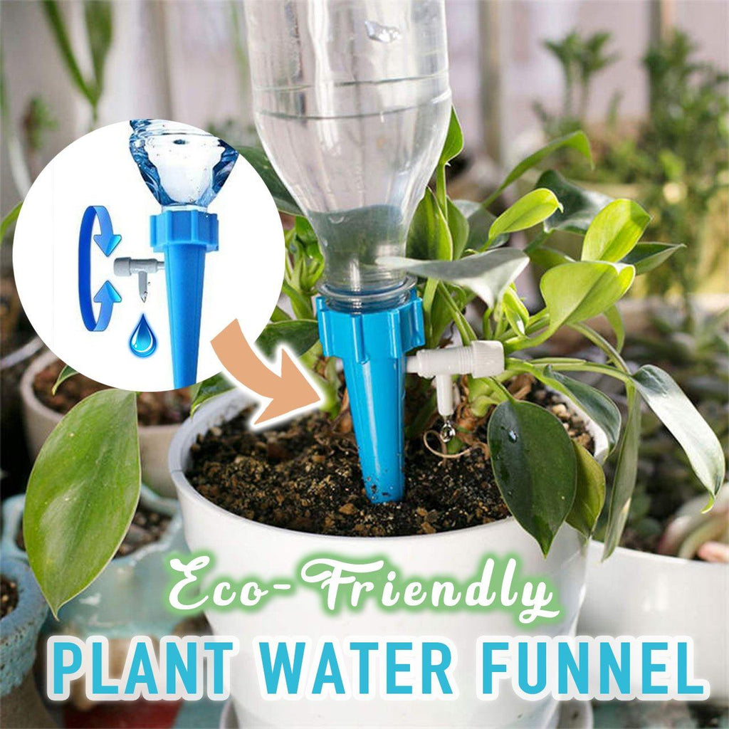 Eco-Friendly Plant Water Funnel