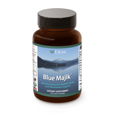 Blue Majik Fine Powder