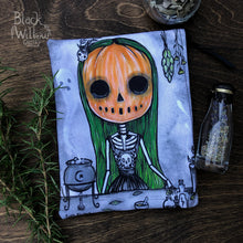 Load image into Gallery viewer, Norah The Witch Zipper Bag