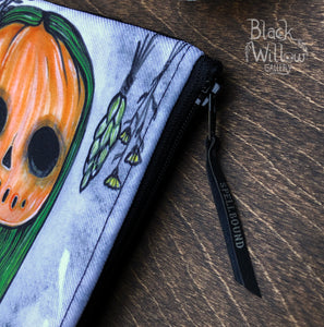 Norah The Witch Zipper Bag