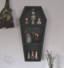 Load image into Gallery viewer, COFFIN Shelf  Wall Hanging