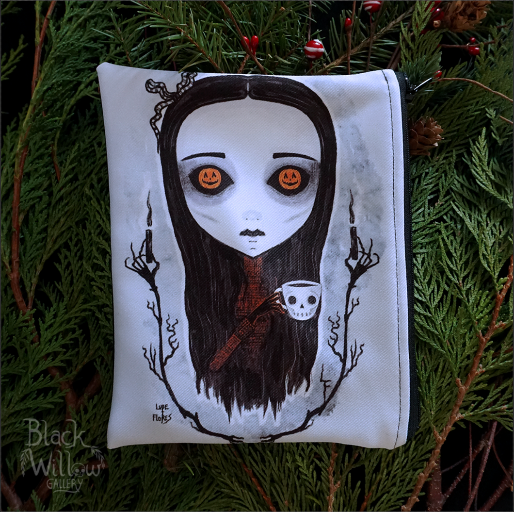 Spirit of Halloween Zipper Bag