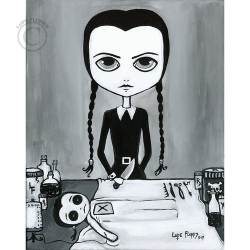 Dr. Wednesday Addams 8